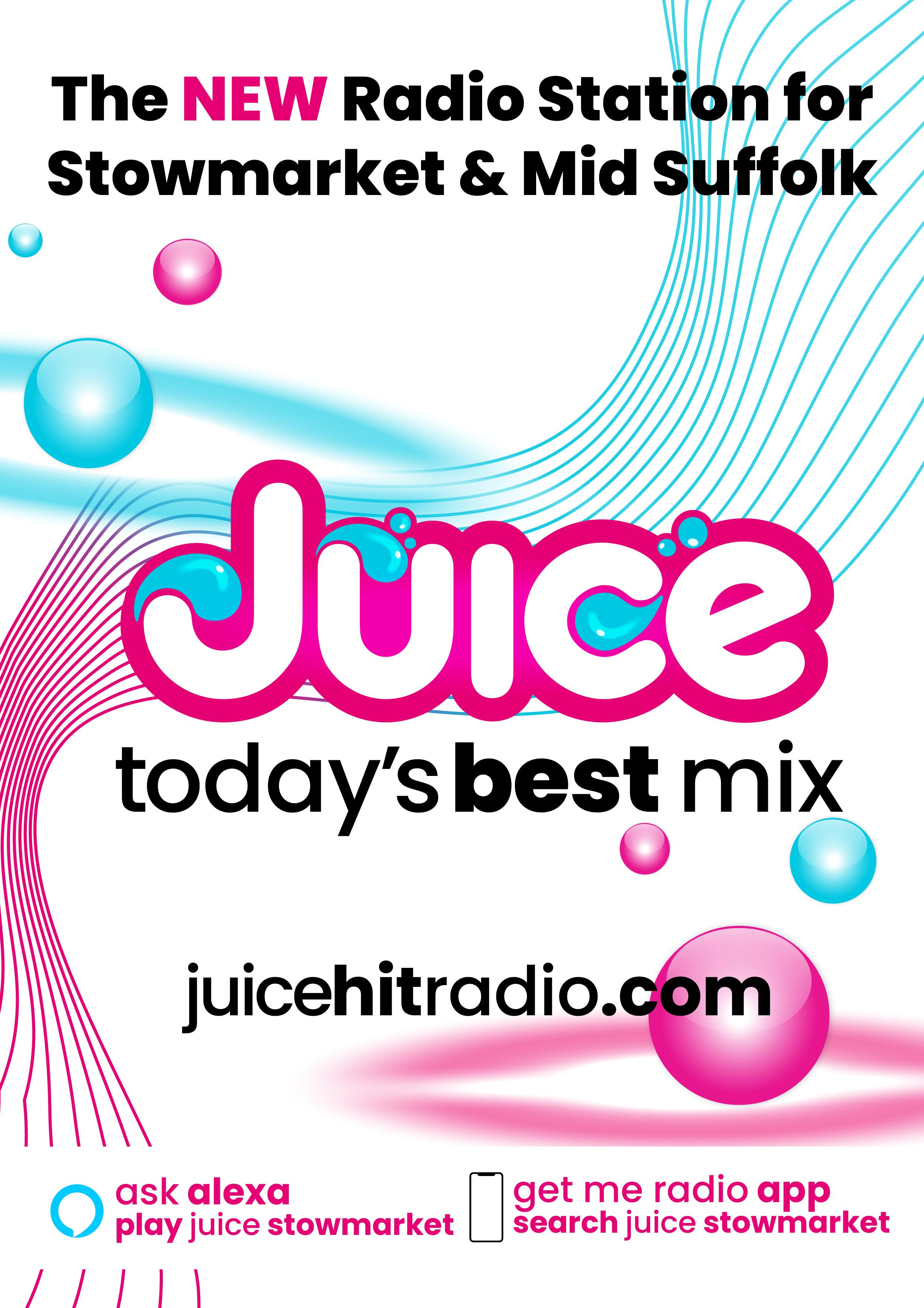 Juice Radio Poster